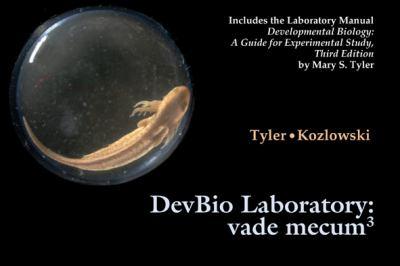 Devbio Laboratory: Vade Mecum3  2010 edition cover