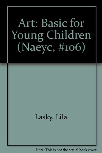 Art Basic for Young Children N/A edition cover