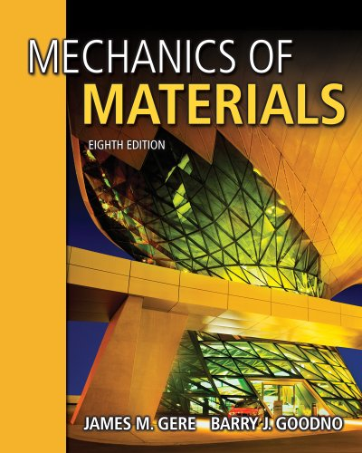 Mechanics of Materials  8th 2013 9781111577735 Front Cover