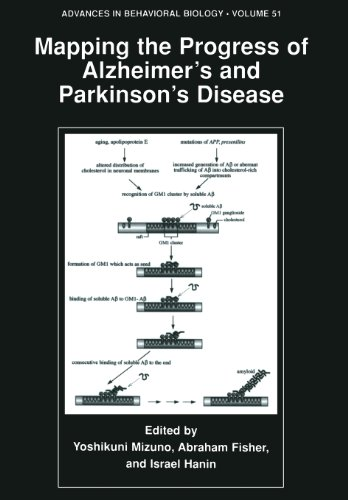 Mapping the Progress of Alzheimer's and Parkinson's Disease   2002 edition cover