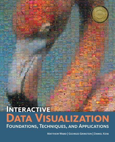 Interactive Data Visualization Foundations, Techniques, and Applications  2011 edition cover