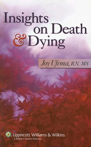 Insights on Death and Dying   2007 edition cover