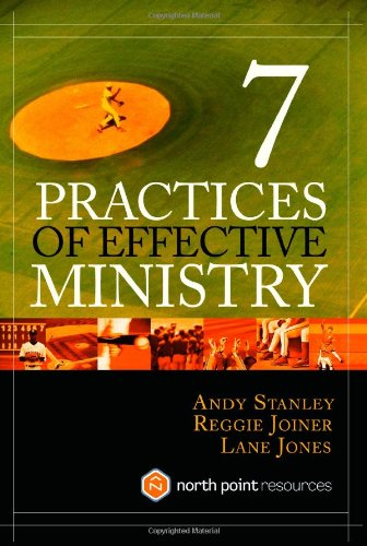 Seven Practices of Effective Ministry   2004 edition cover