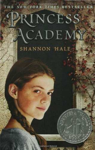 Princess Academy   2005 edition cover