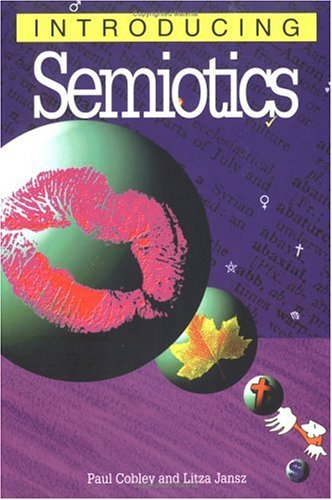 Introducing Semiotics A Graphic Guide 2nd 1999 edition cover
