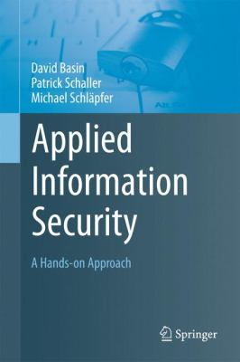 Applied Information Security A Hands-On Approach  2011 edition cover