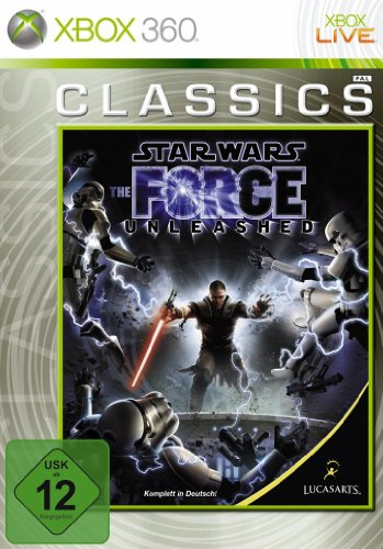 Star Wars - The Force Unleashed [Software Pyramide] Xbox 360 artwork