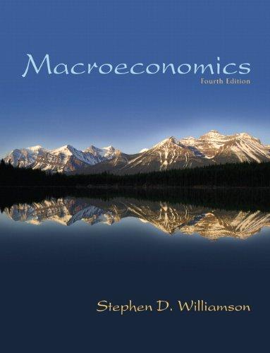 Macroeconomics  4th 2011 edition cover