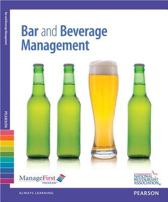 Bar and Beverage Management  2nd 2013 (Revised) edition cover