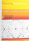 MasteringEngineering with Pearson Etext -- Access Card -- for Electric Circuits  10th 2015 edition cover