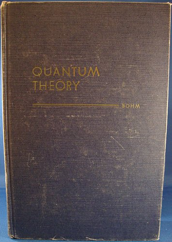 Quantum Theory N/A edition cover
