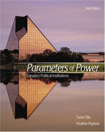 PARAMETERS OF POWER:BRIEF 1st edition cover