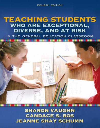 Teaching Students Who Are Exceptional, Diverse, and at Risk in the General Education Classroom  4th 2007 (Revised) edition cover