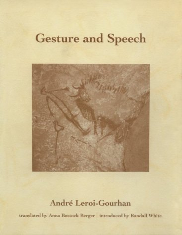 Gesture and Speech   1993 edition cover