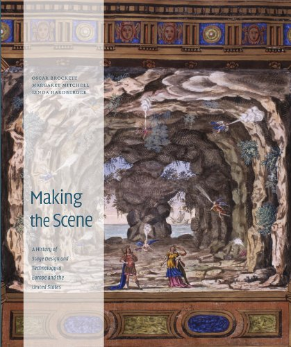Making the Scene A History of Stage Design and Technology in Europe and the United States  2010 edition cover