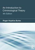 Introduction to Criminological Theory  4th 2014 (Revised) edition cover