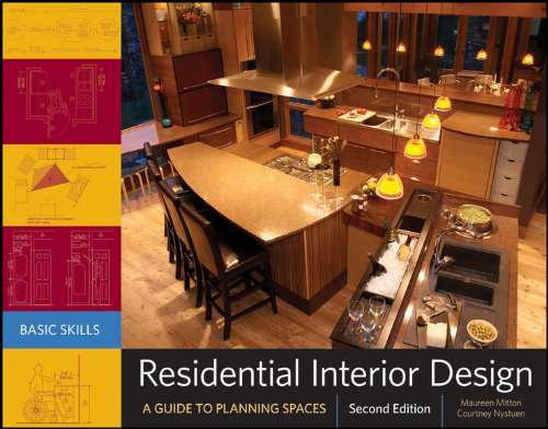Residential Interior Design A Guide to Planning Spaces 2nd 2011 edition cover