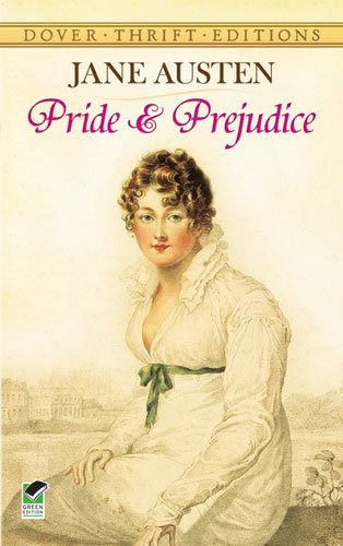 Pride and Prejudice   1995 (Unabridged) 9780486284736 Front Cover
