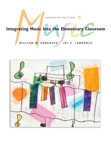 Integrating Music in the Elementary Classroom (Non-Media Version)  7th 2007 (Revised) 9780495095736 Front Cover
