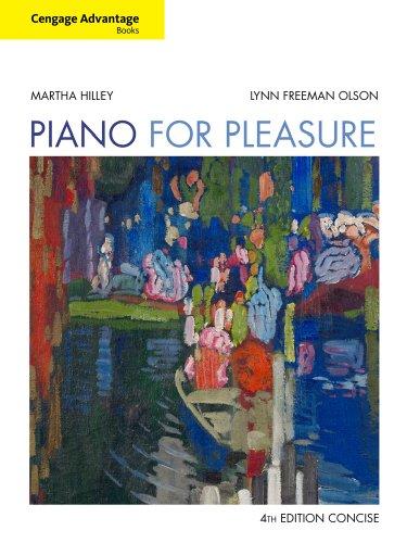 Piano for Pleasure  4th 2011 edition cover