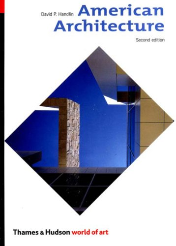 American Architecture A Critical History 2nd 2004 (Revised) edition cover
