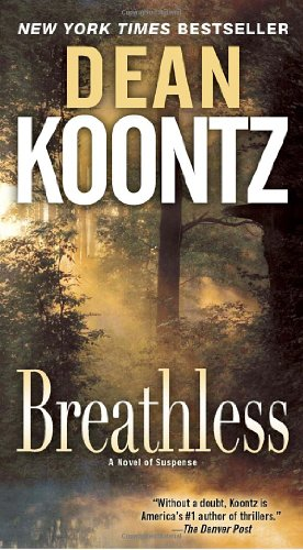 Breathless A Novel of Suspense N/A 9780553591736 Front Cover
