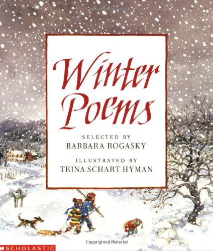 Winter Poems  N/A edition cover