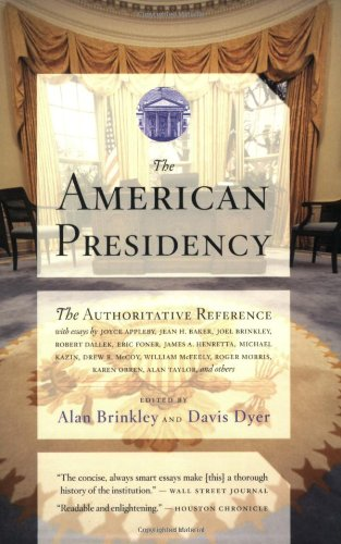 American Presidency   2004 edition cover
