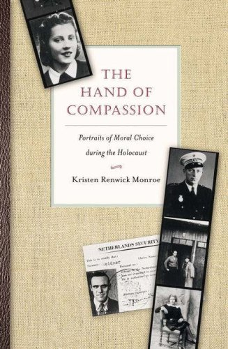 Hand of Compassion Portraits of Moral Choice During the Holocaust  2004 edition cover