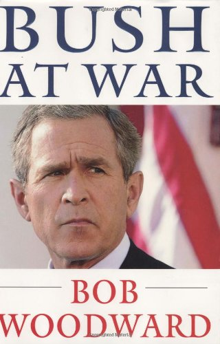 Bush at War Inside the Bush White House  2002 edition cover