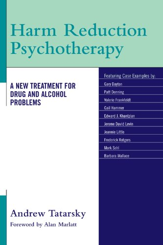 Harm Reduction Psychotherapy A New Treatment for Drug and Alcohol Problems N/A edition cover