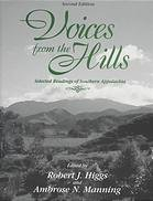 Voices from the Hills Selected Readings of Southern Appalachia 2nd 2003 (Revised) edition cover