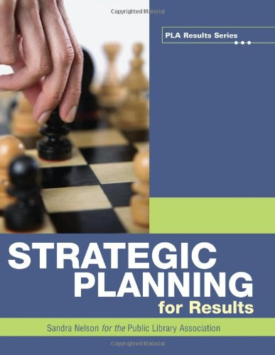 Strategic Planning for Results   2008 edition cover