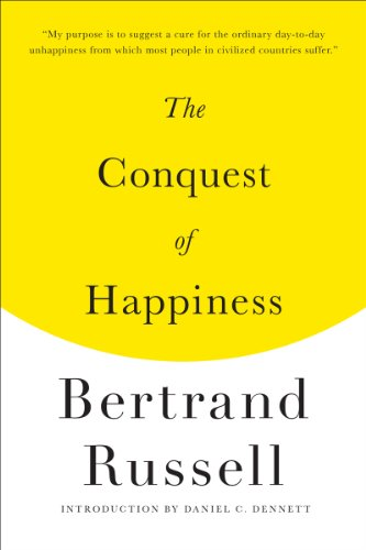 Conquest of Happiness   2013 edition cover