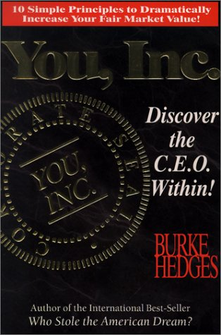 You, Inc. Vol. 1 : Discover the C. E. O. Within! N/A edition cover