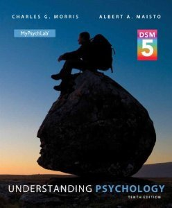 UNDERSTAND.PSYCH.W/DSM 5 UPDT. N/A 9781269246736 Front Cover