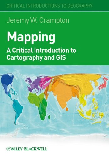 Mapping A Critical Introduction to Cartography and GIS  2010 edition cover