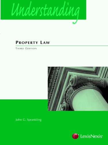 Understanding Property Law:  3rd 2012 9781422498736 Front Cover