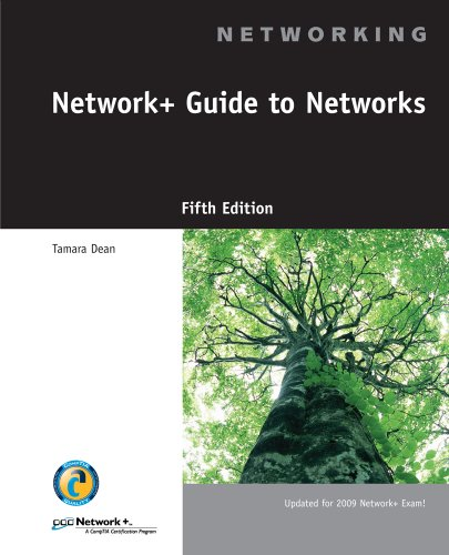 Network+ Guide to Networks  5th 2011 (Lab Manual) 9781435496736 Front Cover