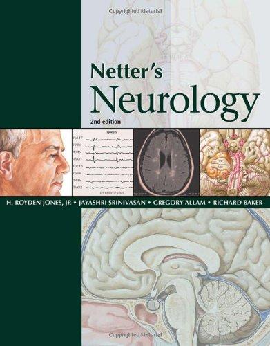 Netter's Neurology  2nd 2011 edition cover