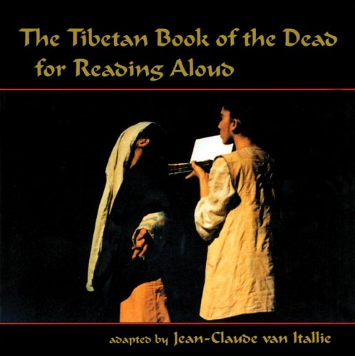 Tibetan Book of the Dead for Reading Aloud  N/A 9781556432736 Front Cover