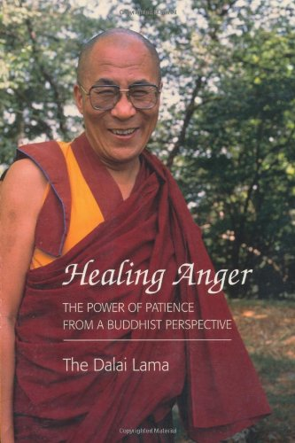 Healing Anger The Power of Patience from a Buddhist Perspective N/A edition cover