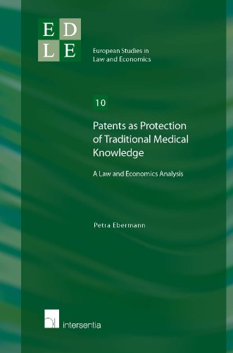 Patents As Protection of Traditional Medical Knowledge?: A Law and Economics Analysis  2012 edition cover