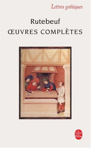 OEUVRES COMPLETES N/A edition cover