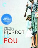 Pierrot le fou (The Criterion Collection) [Blu-ray] System.Collections.Generic.List`1[System.String] artwork