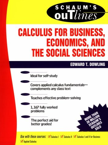 Calculus for Business, Economics, and the Social Sciences   1990 edition cover