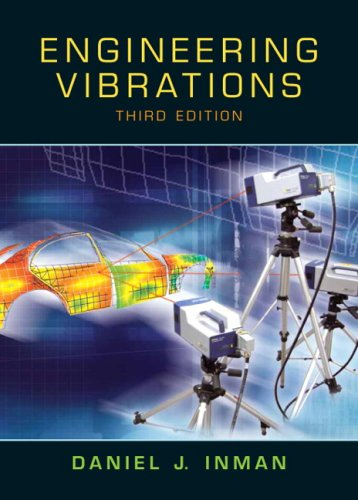 Engineering Vibration  3rd 2008 edition cover