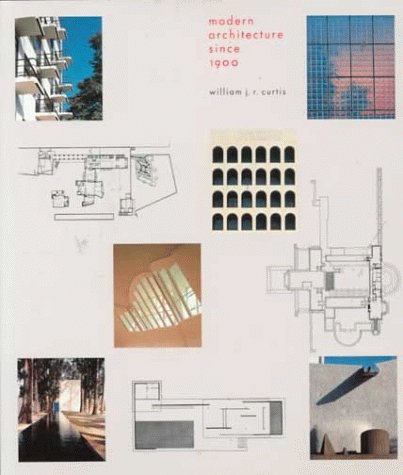 Modern Architecture Since 1900  3rd 1997 edition cover