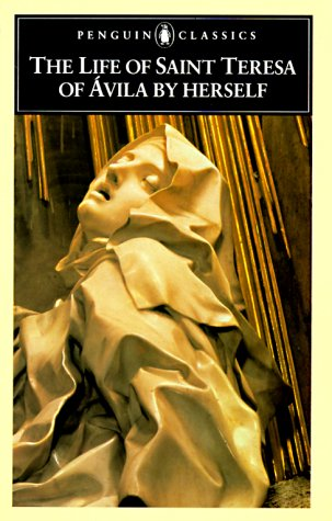 Life of Saint Teresa of Avila by Herself   2004 edition cover