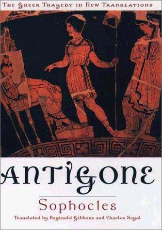 Antigone   2003 edition cover
